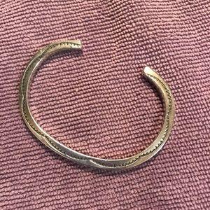 Jewelry - Southwest design sterling silver bracelet